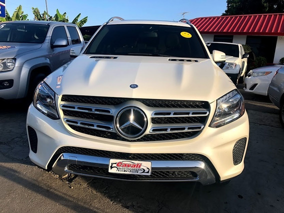Mercedes-benz Gls 450 Blanco Perla 2016