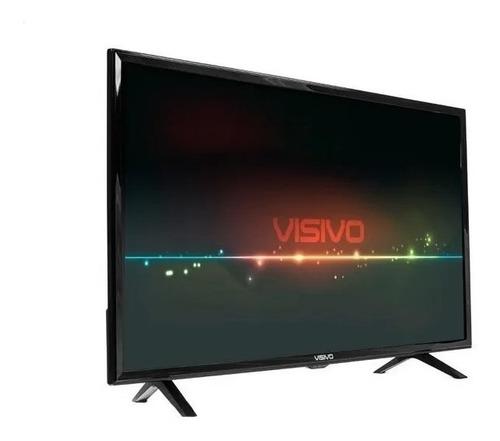 Televisor Hd Visivo 32 Led Serie D60 Tdt Hdmi X 3 Usb X 2