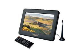 Tv Portátil Led Monitor Digital 9 Polegadas Micro Sd Antena