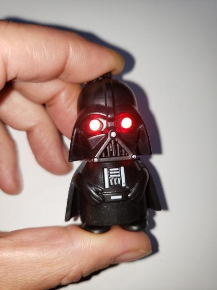 Star Wars Llaveros Con Luz Y Sonido X2