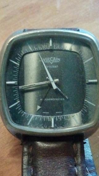 Reloj Vulcain Cricket Vintage 60s