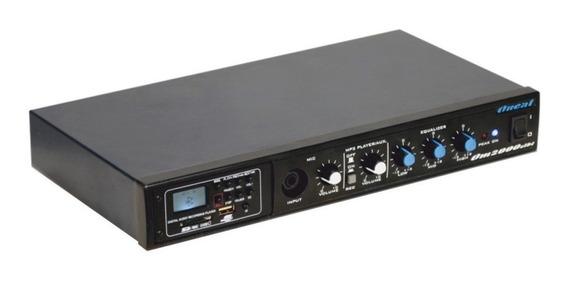 Amplificador Oneal Om2000sl Usb/sd/fm Som Ambiente