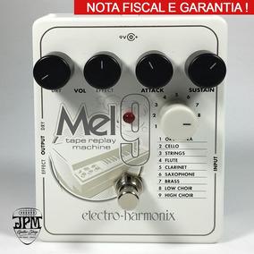 Pedal Mel9 Tape Replay Machine Electro Harmonix Ehx Com Nf