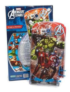 Juguete Flipper Avengers Original Ditoys