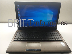 Notebook K52f - Core I3 - 500gb Hd Ou 120gb Ssd - 4gb