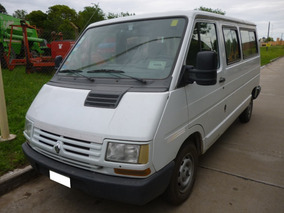 Renault Trafic 2002 Larga Impecable!! Km Reales