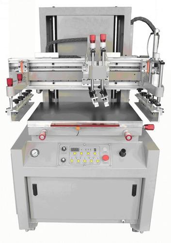 Impresora Serigrafica Vertical Semi Auto 700 X 1000 Lemdisa