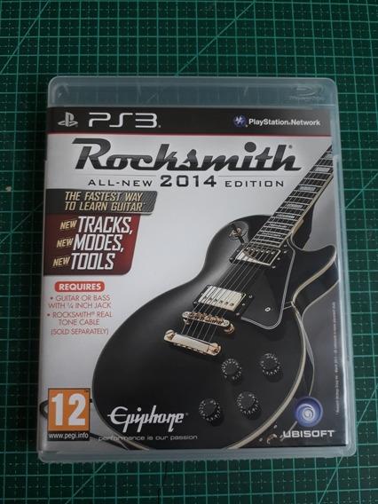 Rocksmith Para Ps3
