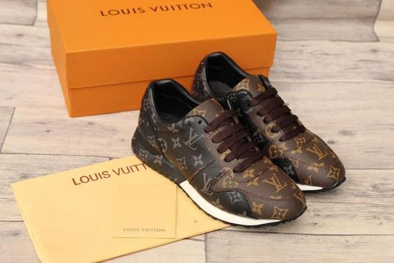 Tenis Louis Vuitton Y Gucci