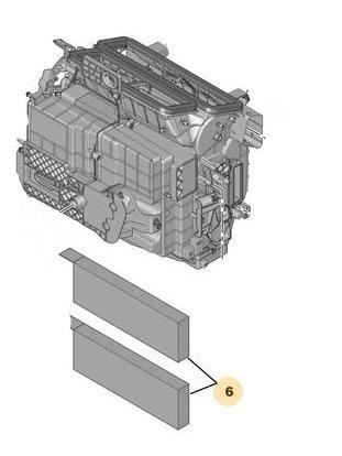 Filtro Polen Habitáculo Peugeot 3008 1.6 16v