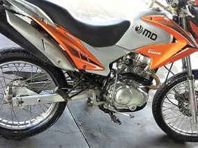 Moto Md Lechuza Año 2013 Motor 200