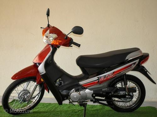 Imagen 1 de 15 de Motomel Blitz V8 110 Base Motozuni