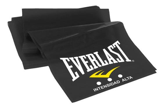 Banda Elástica Everlast 100% Latex Thera Intensidad Alta
