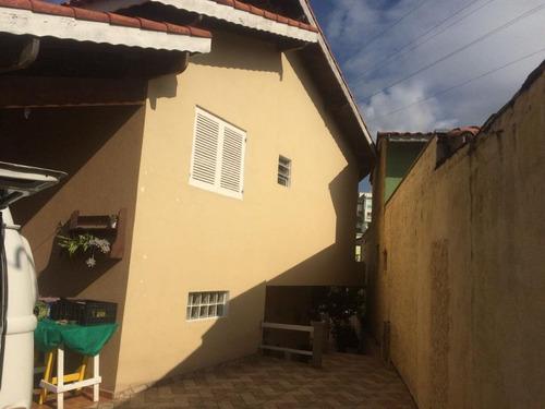 Excelente Casa Á Venda Na Cidade  De Caieiras. - Ca0402