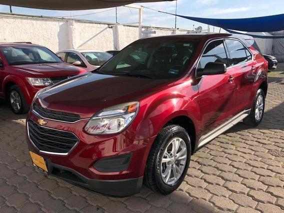 Chevrolet Equinox 5p Ls L4/2.4 Aut