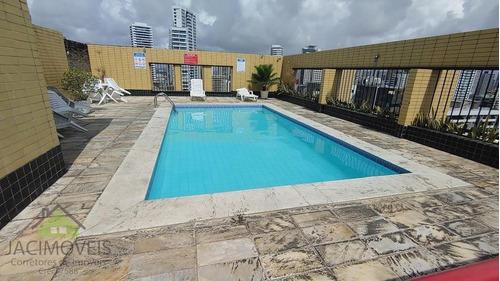 Imagem 1 de 15 de Apartamento Para Venda Em Recife, Boa Viagem, 3 Dormitórios, 1 Suíte, 3 Banheiros, 1 Vaga - Ja304_1-1830776
