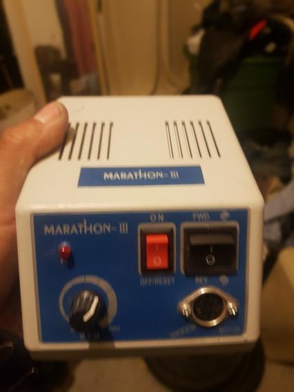 Micro Motor Marathon Iii En Excelente Estado
