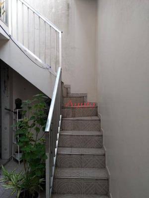 Casa Residencial À Venda, Jardim Stella, Santo André. - Ca0387
