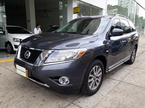 Nissan Pathfinder Advance 4x4