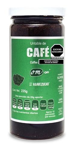Untable De Café Om8® 235g.