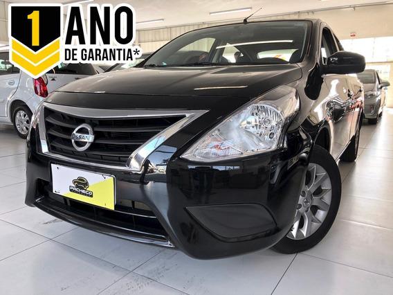 Nissan Versa Nissan Versa 1.6 Sv 2017/2018