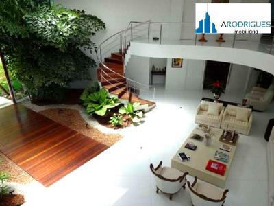 Casa Alphaville 1 Alto Luxo, Www.imobiliariaarodrigues.com.br - Ca00183