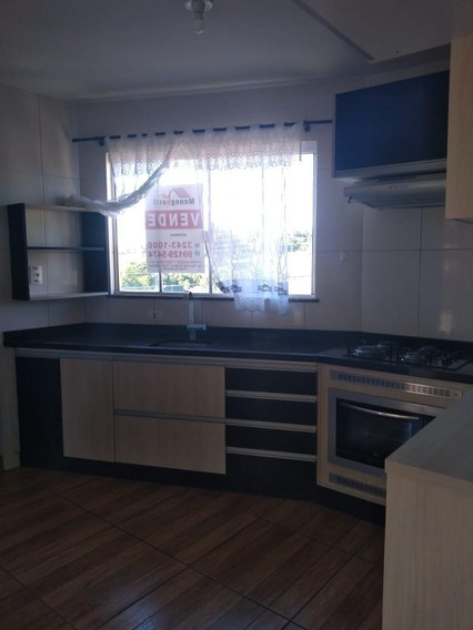 Casa Em Oficinas, Ponta Grossa/pr De 74m² 2 Quartos À Venda Por R$ 180.000,00 - Ca506949