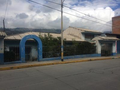 Vendo O Alquilo Casa En La Zona De Crecimiento De Huaraz