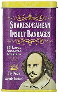 Los Vendajes Pertrechos Insulto De Shakespeare