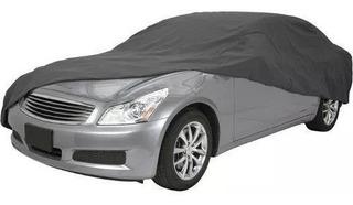Cobertor Auto Felpa Impermeable Autos Grandes Medianos