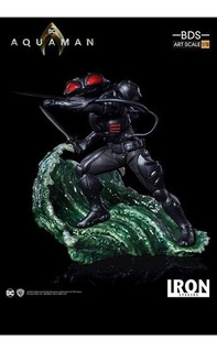 Black Manta - Bds Art Scale 1/10- Iron Studios