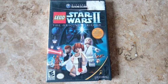 Star Wars 2 The Original Trilogy Completo Gamecube