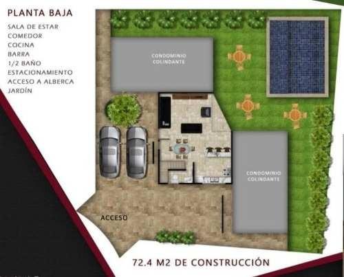 Casa En Playa Del Carmen Centro, Solidaridad