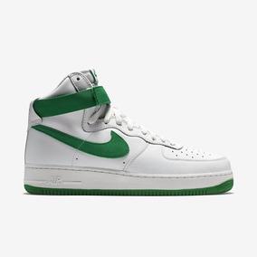 Tênis Nike Air Force 1 High 07 Masculino Branco Original
