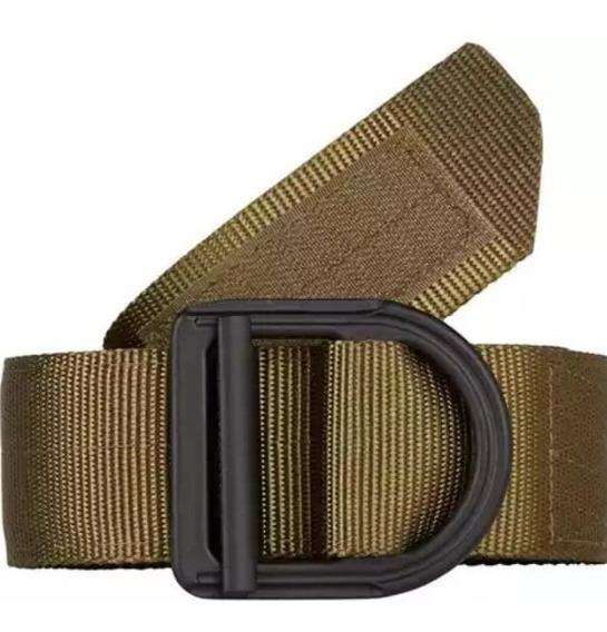Cinturón Táctico Militar Hebilla Metálica