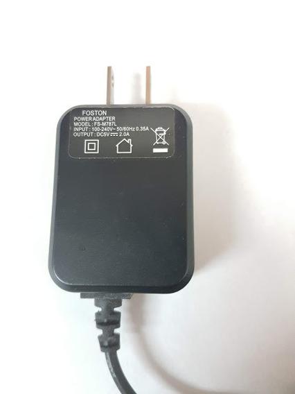 Carregador Foston Fs-m787l 5v-2a Tablet