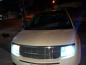 Lincoln Mkx V6 Awd Premier Piel Qc 4x4 At 2009