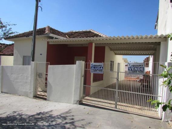 Casa Para Venda Em Pirapozinho, Centro, 3 Dormitórios, 3 Vagas - 10185