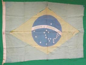 Antiga Bandeira Do Brasil
