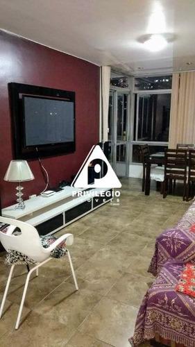 Apartamento À Venda, 3 Quartos, 1 Suíte, 2 Vagas, São Conrado - Rio De Janeiro/rj - 25273