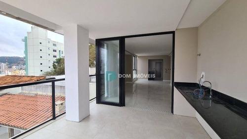 Imagem 1 de 23 de Apartamento Com 2 Dormitórios À Venda, 126 M² Por R$ 830.000,00 - Bom Pastor - Juiz De Fora/mg - Ap1237