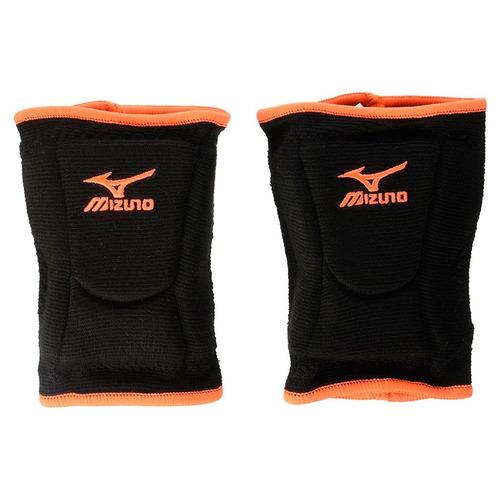 Mizuno Lr6 Rodilleras Voleibol Black/orange S