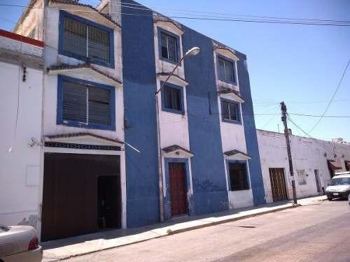 Magnífico Edificio Para Remodelar A 5 Cuadras De La Plaza Grande De Mérida