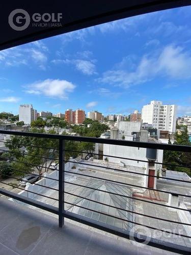 Vendo Apartamento De 1 Dormitorio Con Patio Lateral, A Estrenar, Garaje Opcional, Pocitos