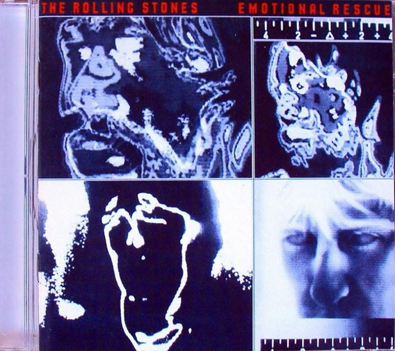 Rolling Stones Emotional Rescue - Cd Rock