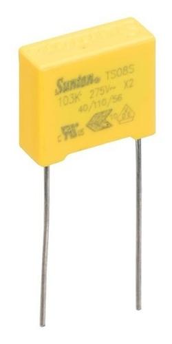 Capacitor Supressor 100k = 0,1 X 275vac