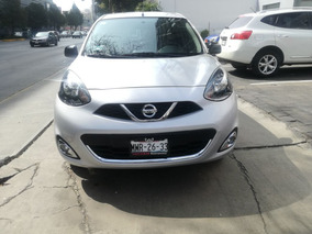 Nissan March 1.6 Sr Navi Mt