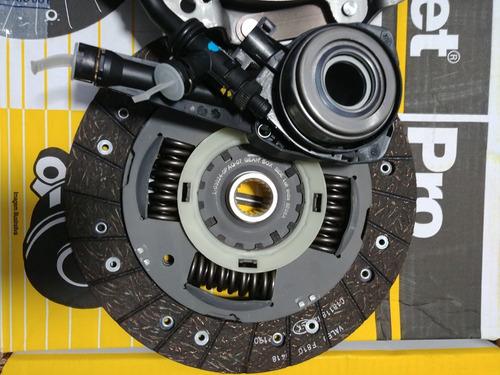 Imagen 1 de 4 de Kit De Embrague Mahindra Pick Up New Diesel 240x21  3 Huecos