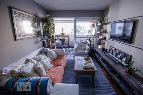 Apartamento No 5º Andar Com 2 Dormitórios E 2 Garagens - Id: 892947356 - 247356