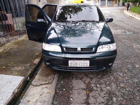 Fiat Siena 1.3 16v Elx 4p 2002